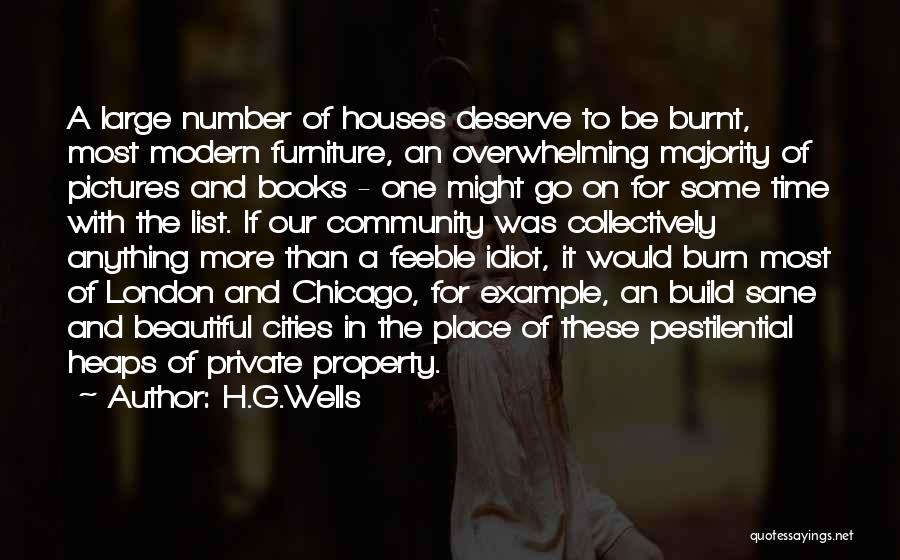 H.G.Wells Quotes 483459