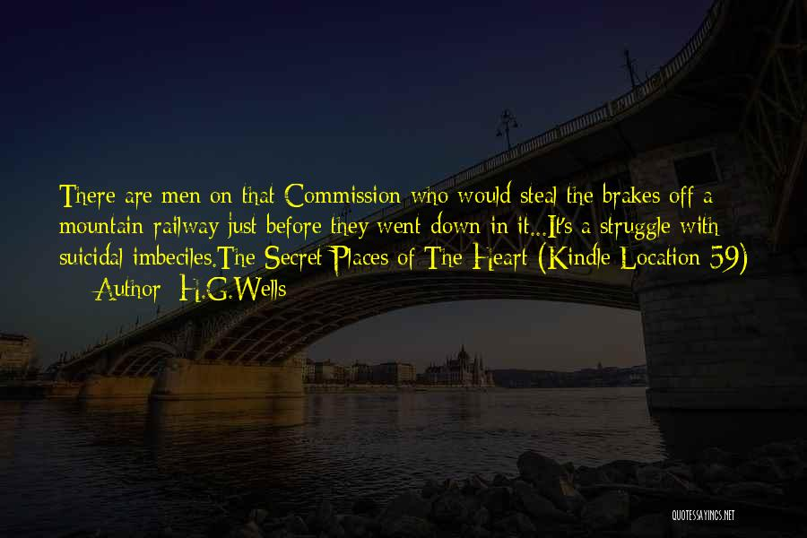 H.G.Wells Quotes 494204