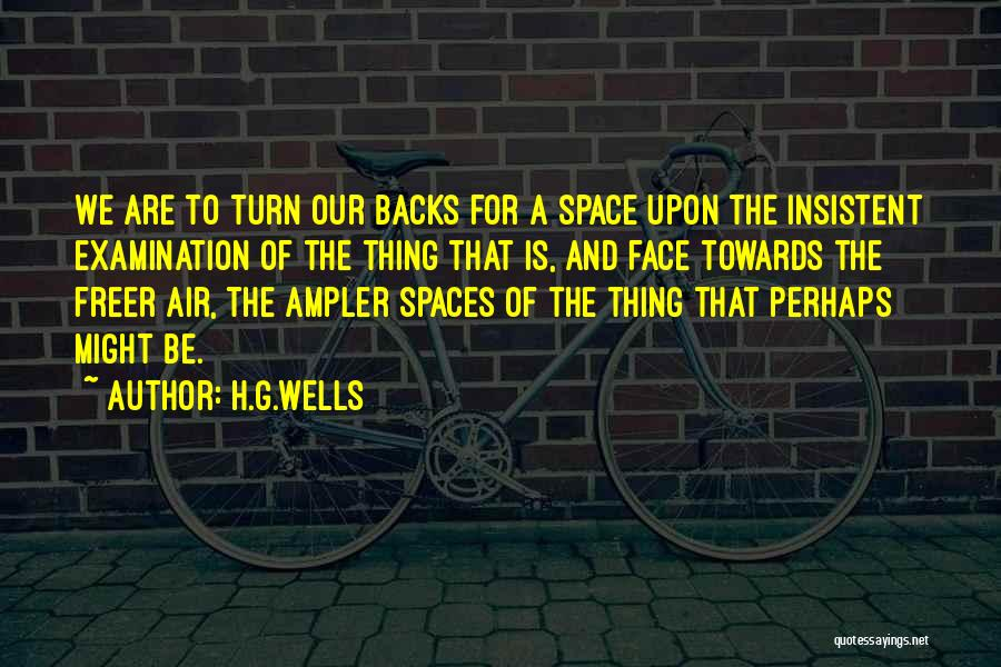 H.G.Wells Quotes 547444