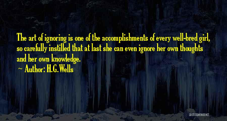 H.G.Wells Quotes 570950