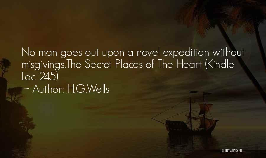 H.G.Wells Quotes 657477