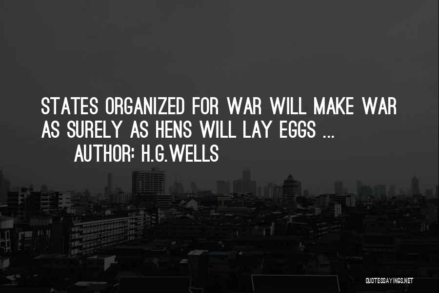 H.G.Wells Quotes 736163