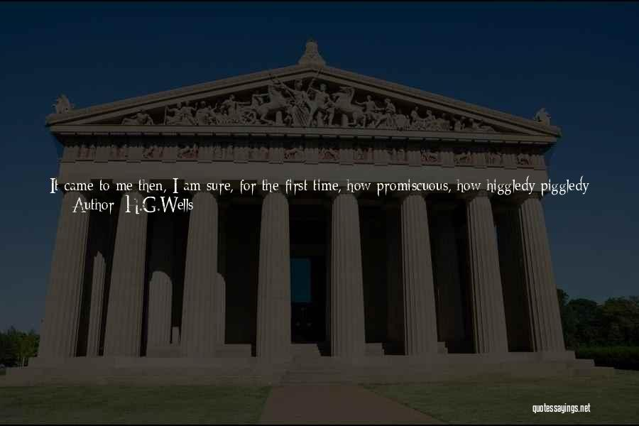 H.G.Wells Quotes 767707