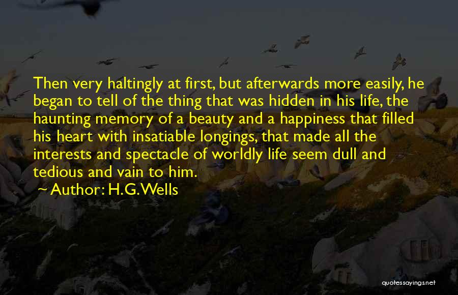 H.G.Wells Quotes 790540