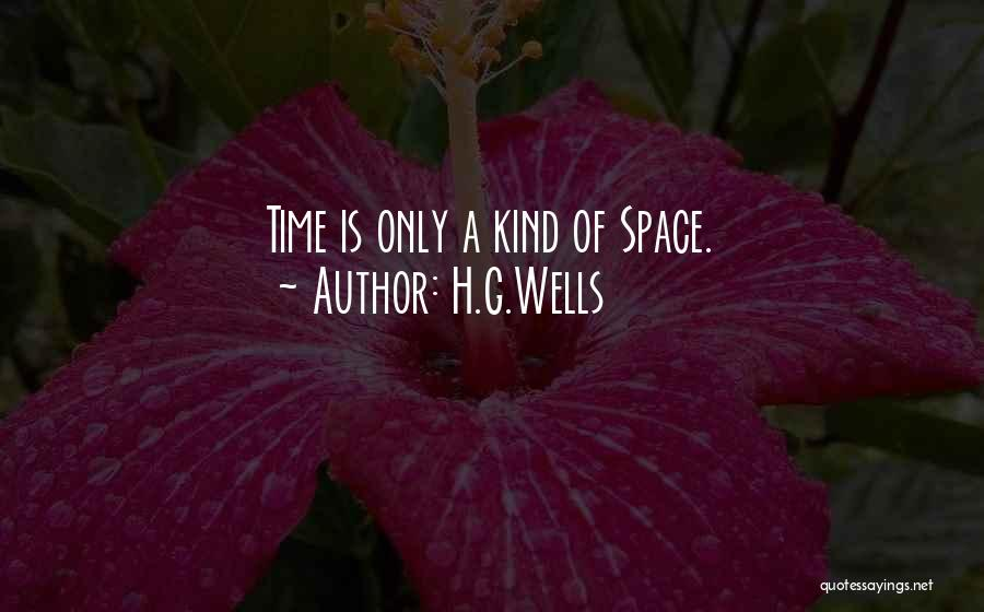 H.G.Wells Quotes 862951