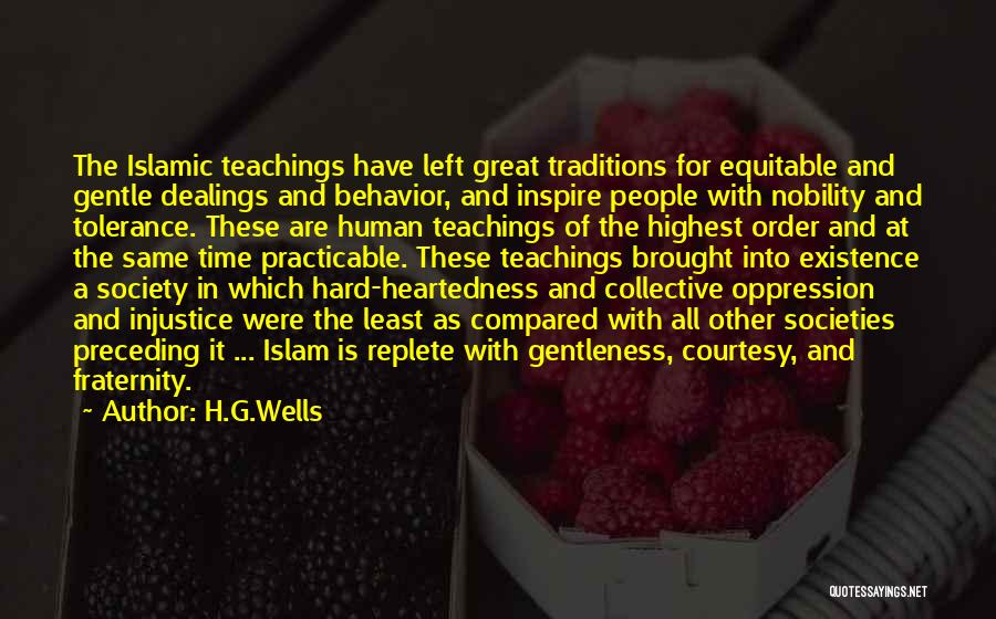 H.G.Wells Quotes 909536