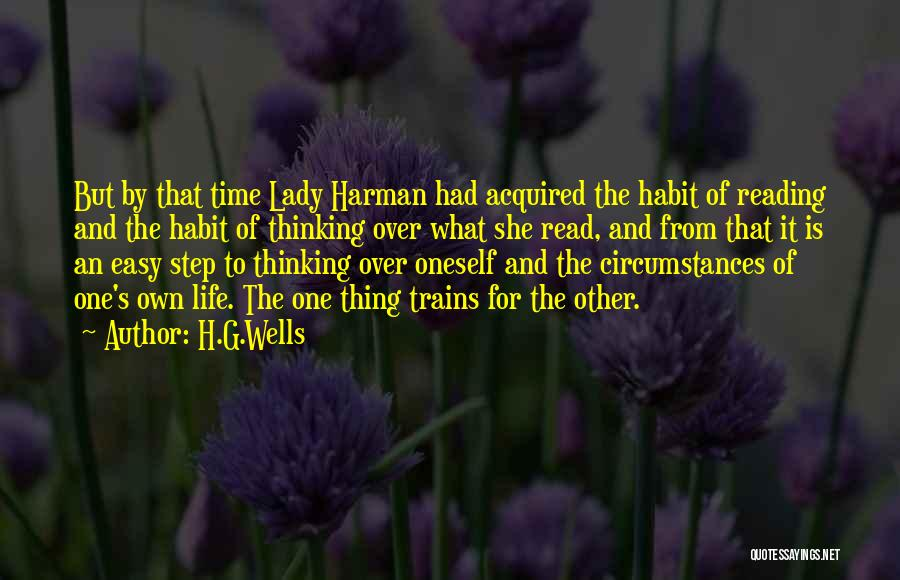 H.G.Wells Quotes 990086