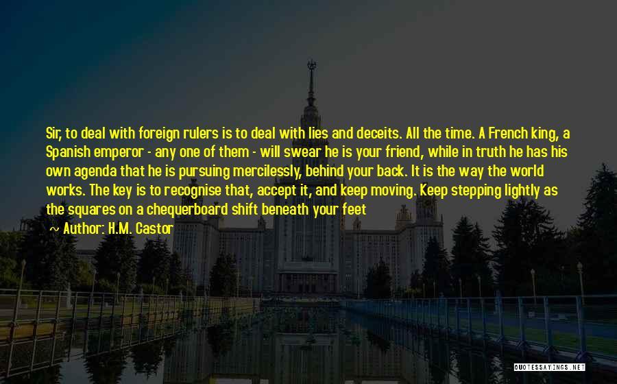 H.M. Castor Quotes 443780