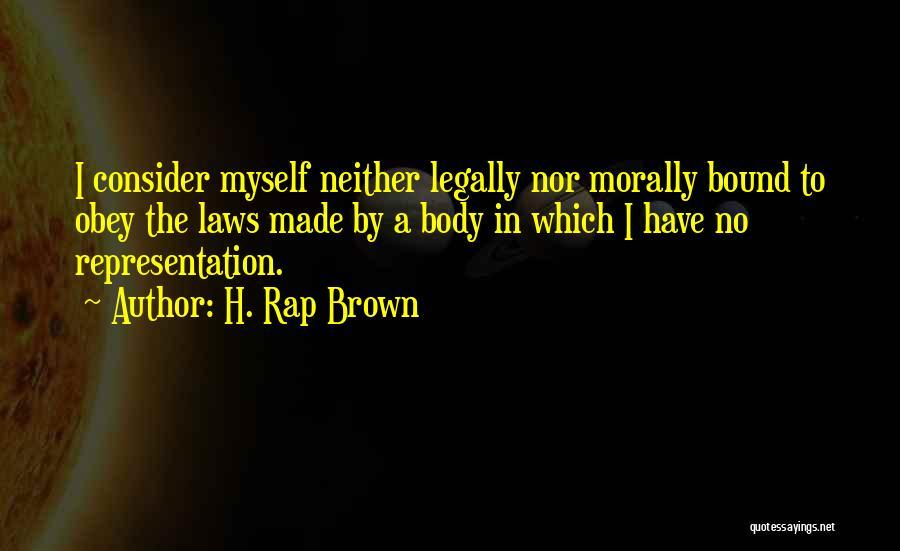 H. Rap Brown Quotes 1012333
