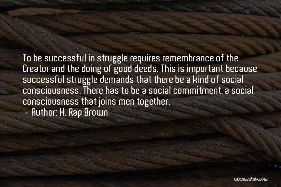 H. Rap Brown Quotes 1053516