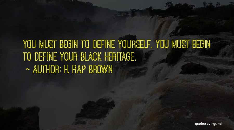 H. Rap Brown Quotes 1364445