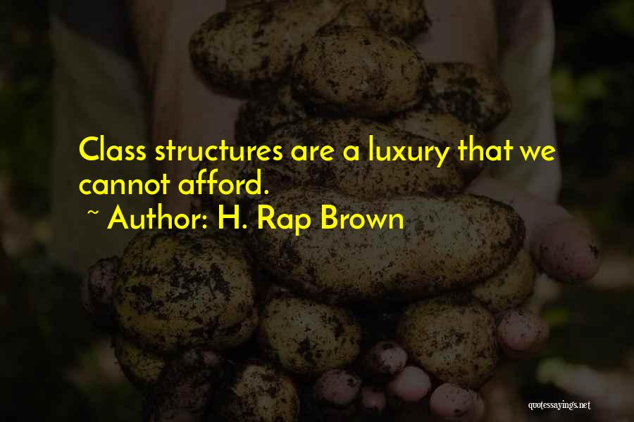 H. Rap Brown Quotes 1478949