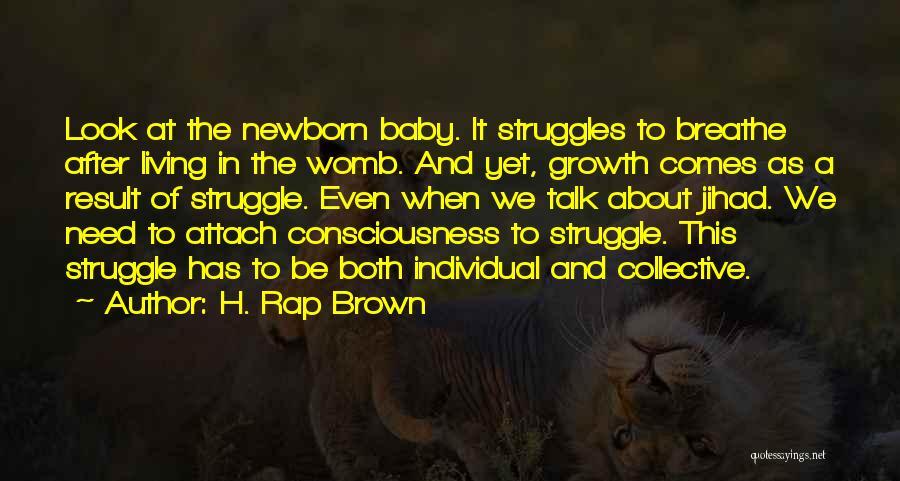 H. Rap Brown Quotes 1485647