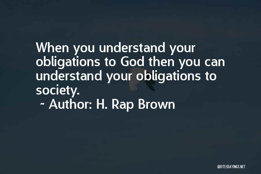 H. Rap Brown Quotes 1503104