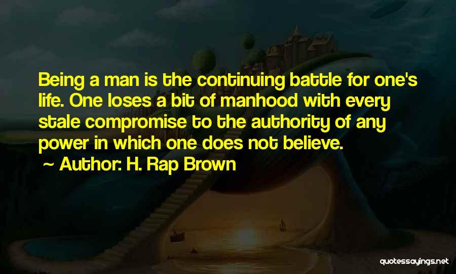 H. Rap Brown Quotes 1701731