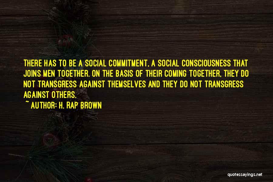 H. Rap Brown Quotes 1798775