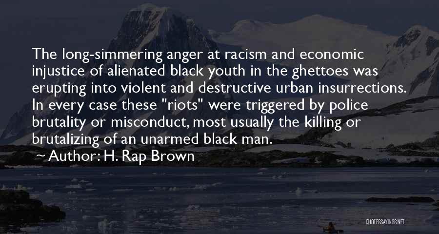 H. Rap Brown Quotes 2190688