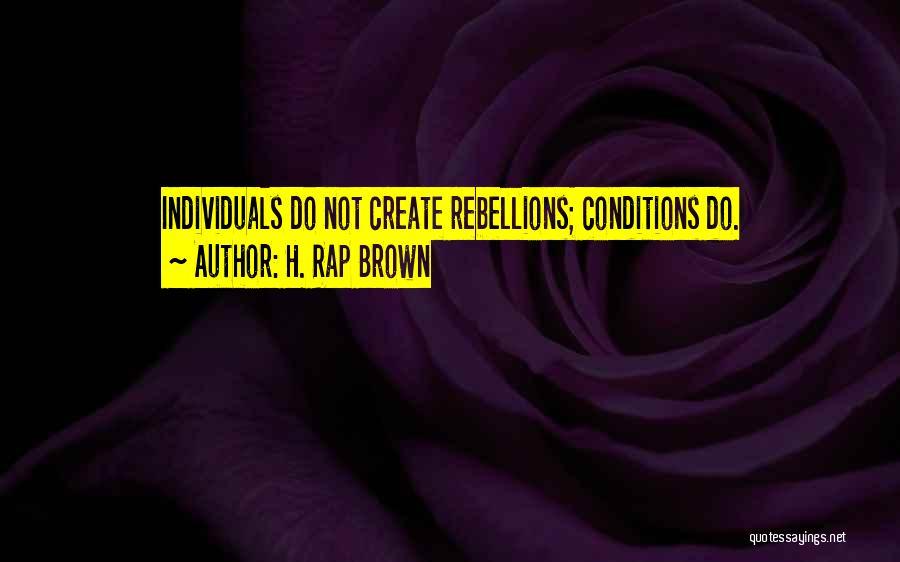 H. Rap Brown Quotes 653133