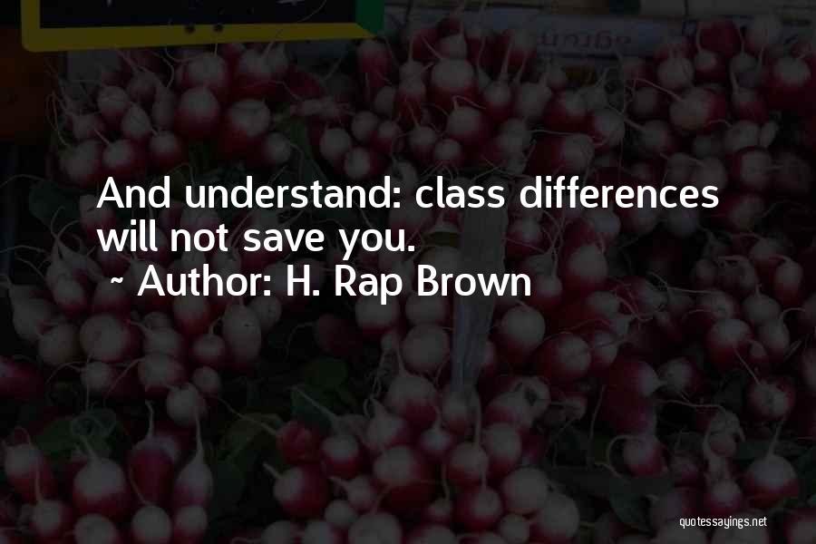 H. Rap Brown Quotes 680198