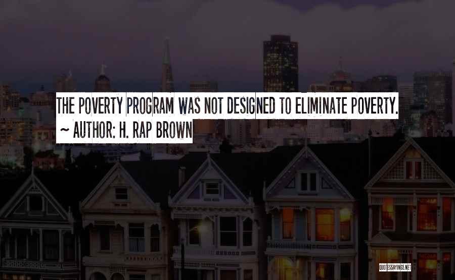 H. Rap Brown Quotes 704324