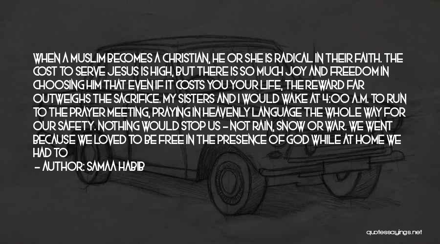 Habib Quotes By Samaa Habib