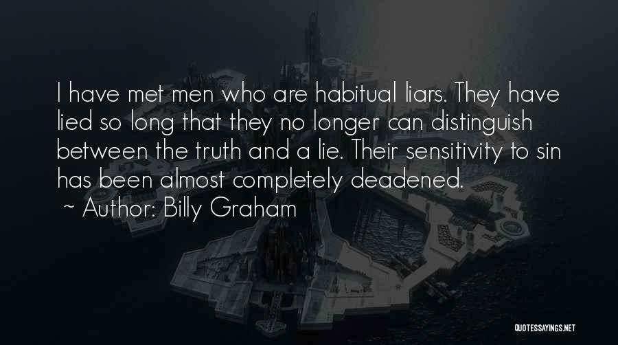 Habitual Quotes By Billy Graham