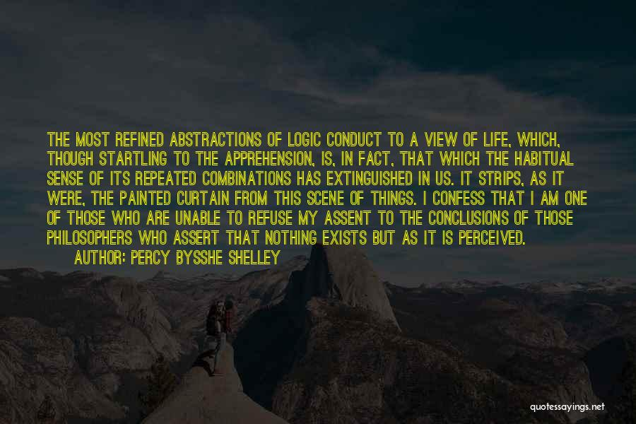 Habitual Quotes By Percy Bysshe Shelley