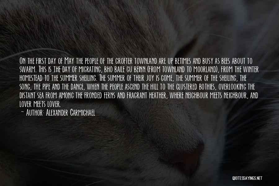 .hack Gu Quotes By Alexander Carmichael