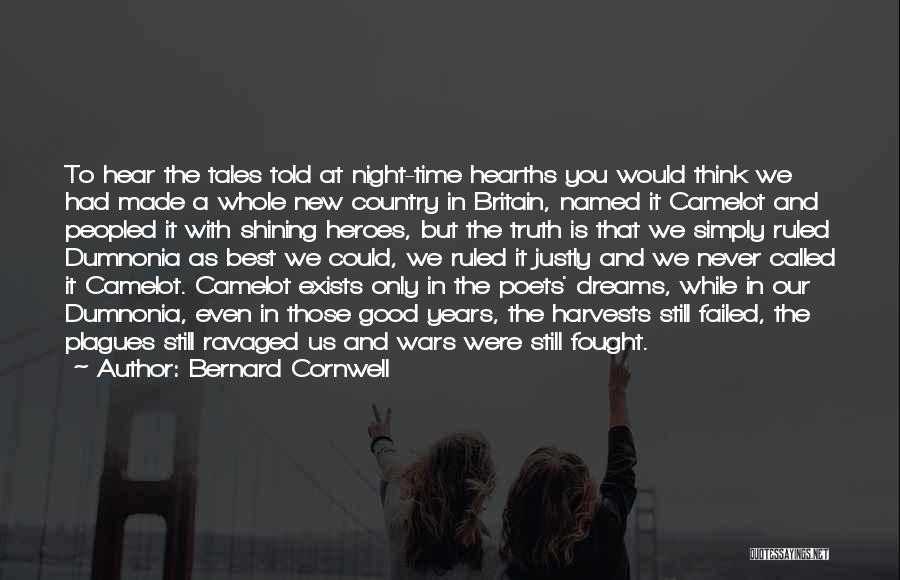Had A Good Time Quotes By Bernard Cornwell