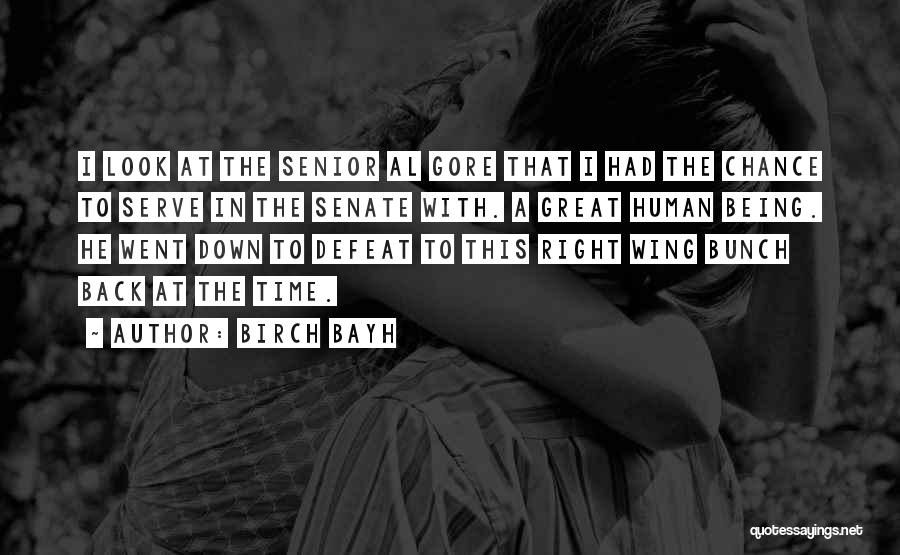 Had Great Time Quotes By Birch Bayh