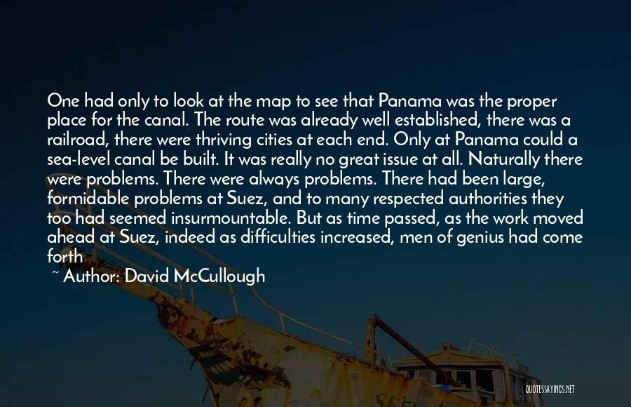 Had Great Time Quotes By David McCullough