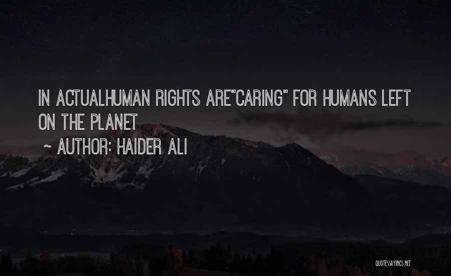 Haider Ali Quotes 1019264