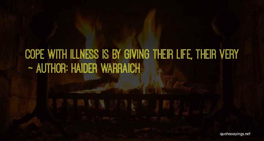 Haider Quotes By Haider Warraich