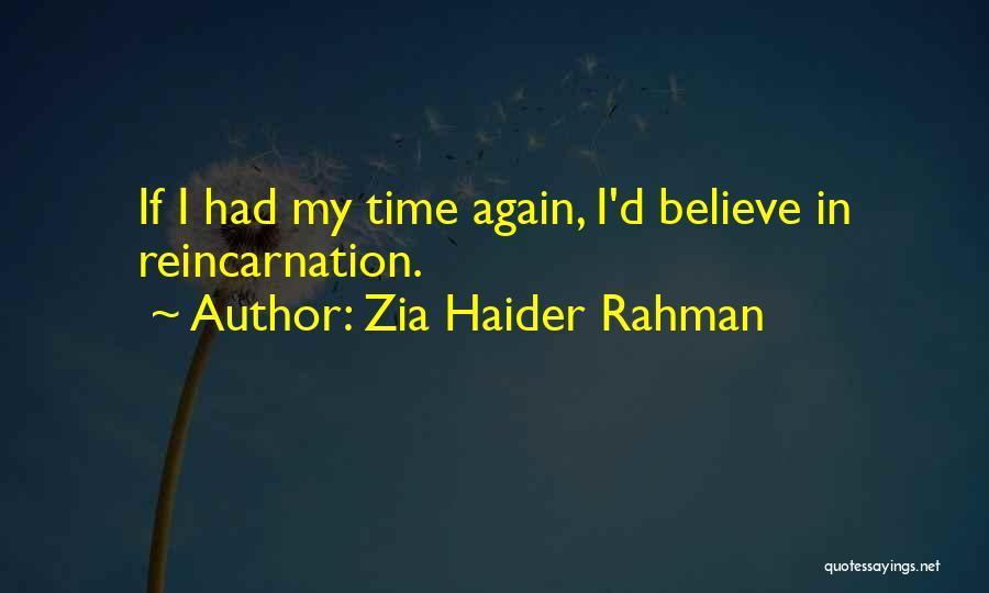 Haider Quotes By Zia Haider Rahman