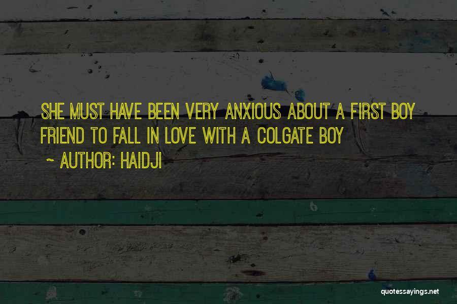 Haidji Quotes 1331265