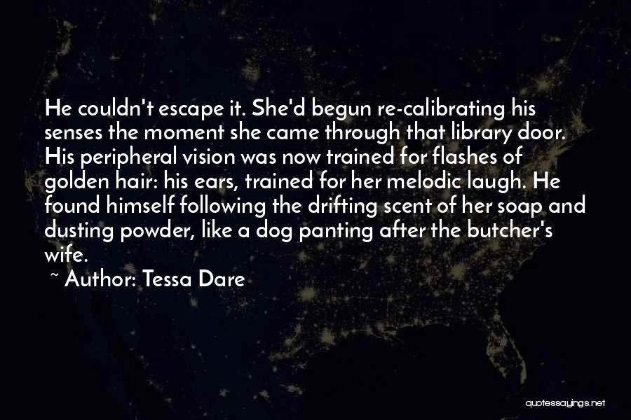 Hair Of The Dog Quotes By Tessa Dare