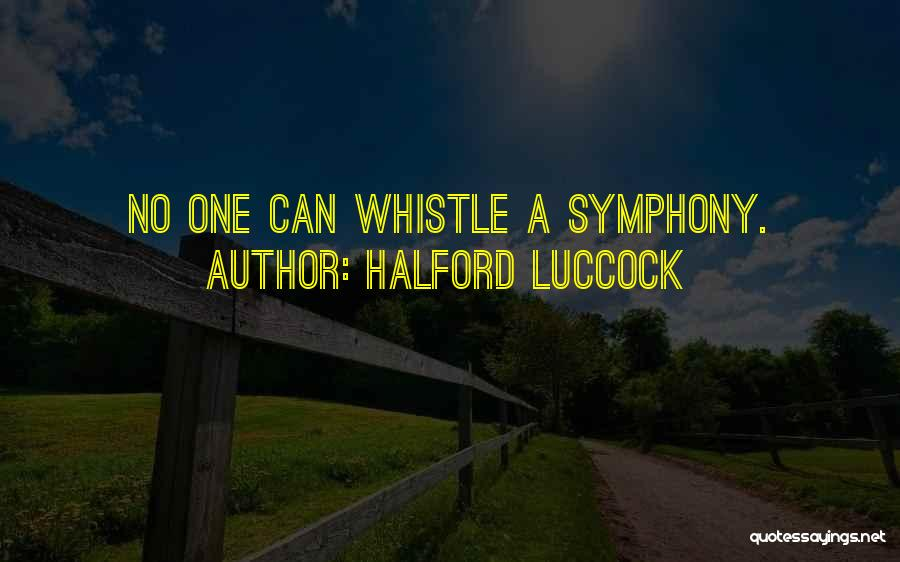 Halford Luccock Quotes 1010541