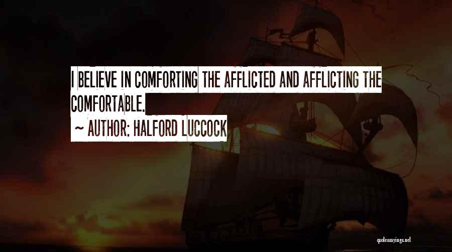 Halford Luccock Quotes 660112