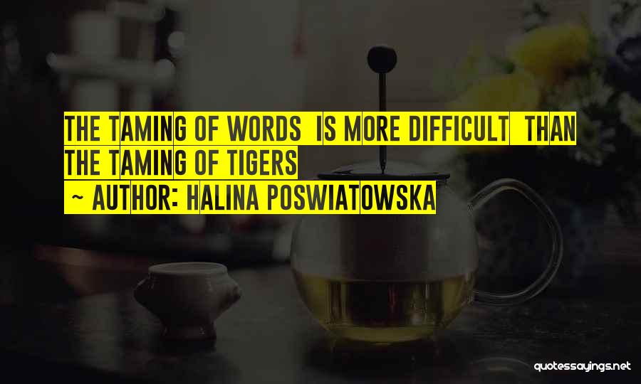 Halina Poswiatowska Quotes 1079981