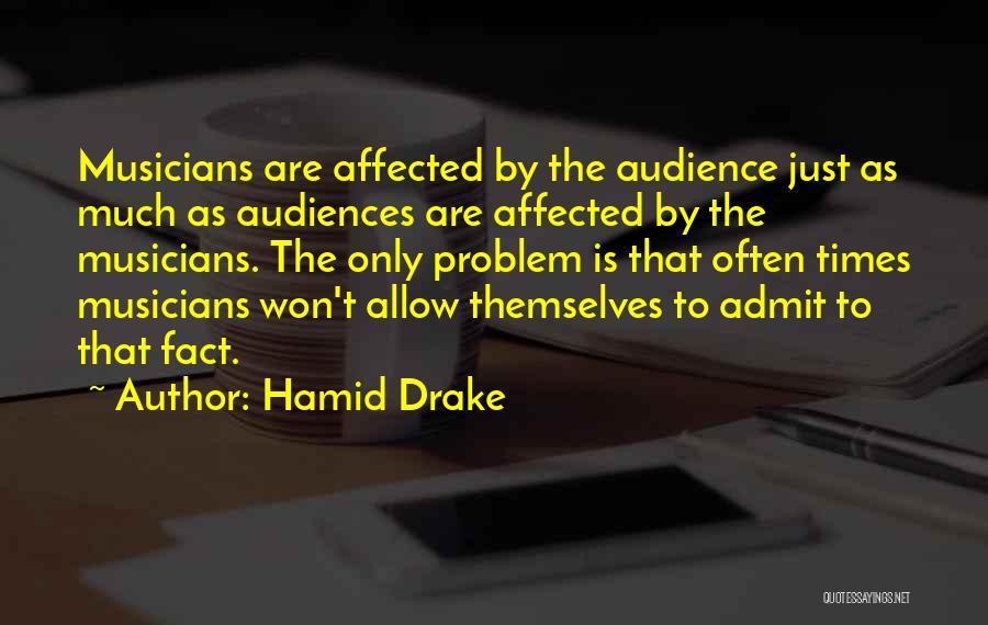 Hamid Drake Quotes 146399