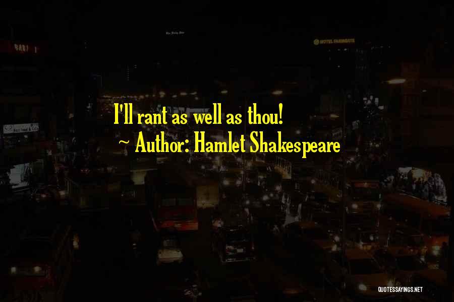 Hamlet Shakespeare Quotes 1979802