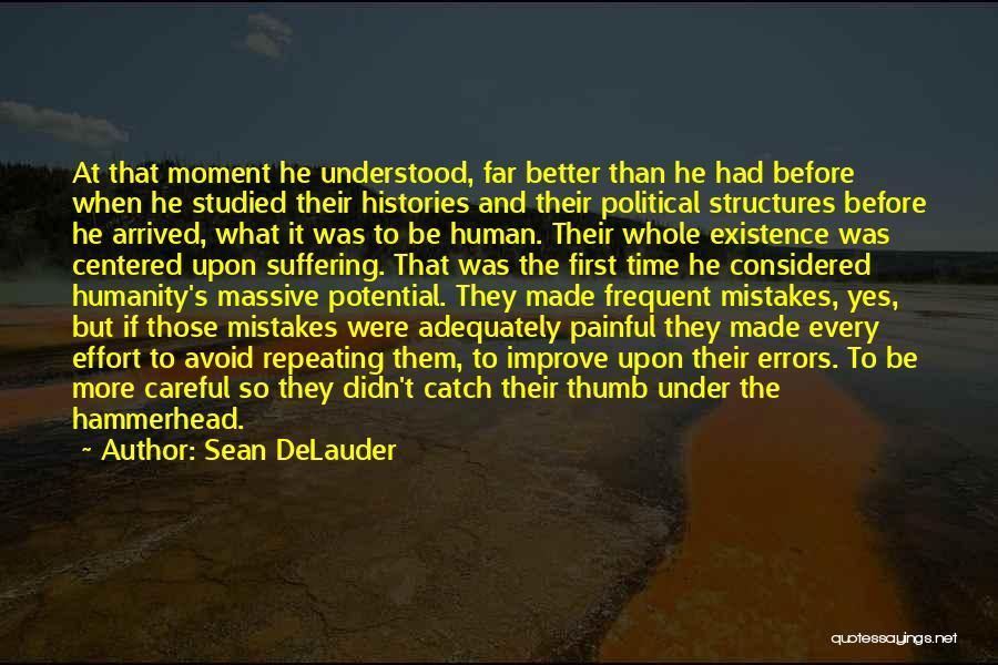 Hammerhead Quotes By Sean DeLauder