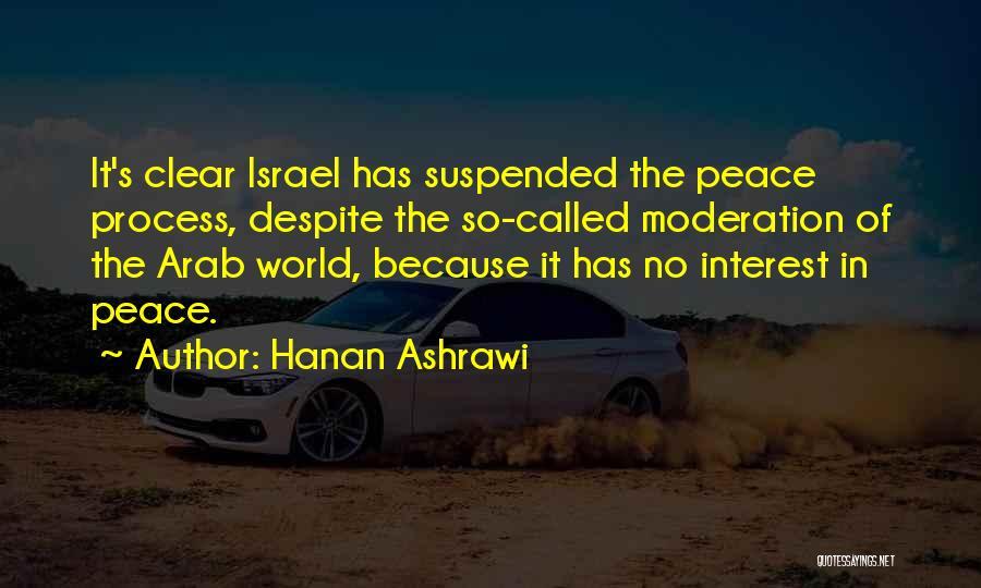 Hanan Ashrawi Quotes 1065165