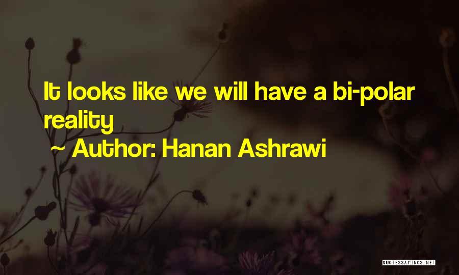 Hanan Ashrawi Quotes 1370697