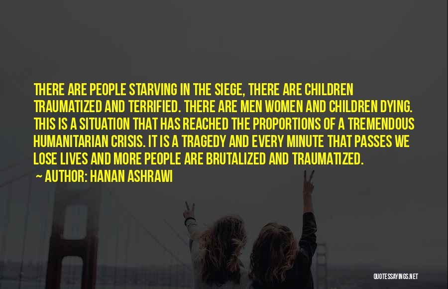 Hanan Ashrawi Quotes 1659193