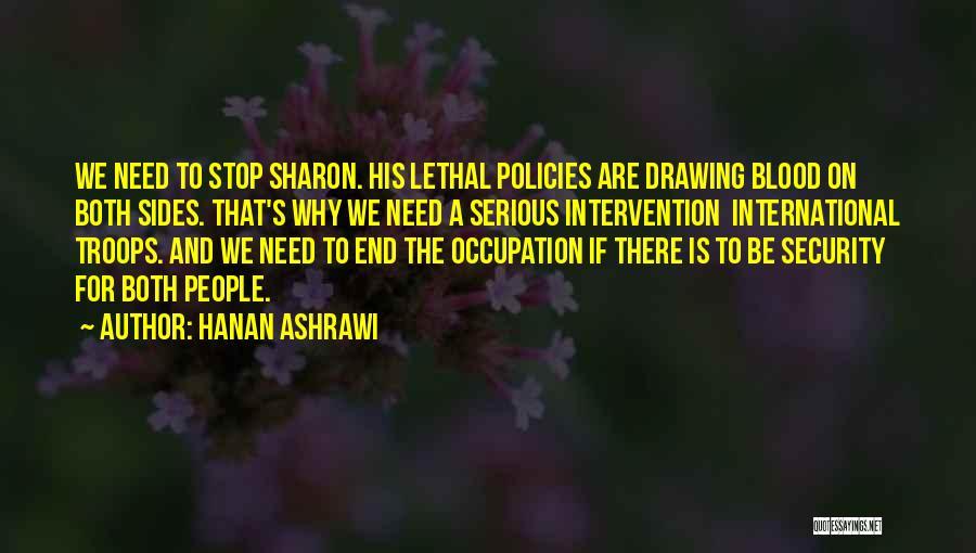Hanan Ashrawi Quotes 1989763