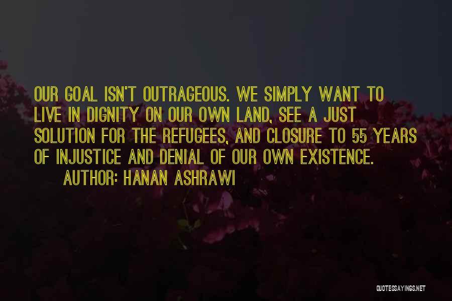Hanan Ashrawi Quotes 900891