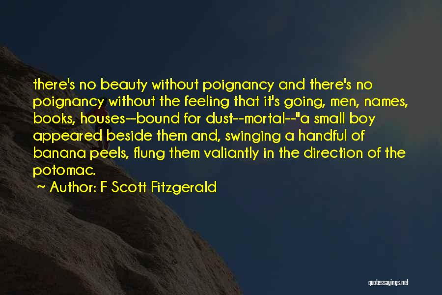 Handful Of Dust Quotes By F Scott Fitzgerald