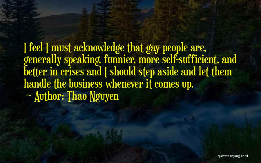Handle Business Quotes By Thao Nguyen
