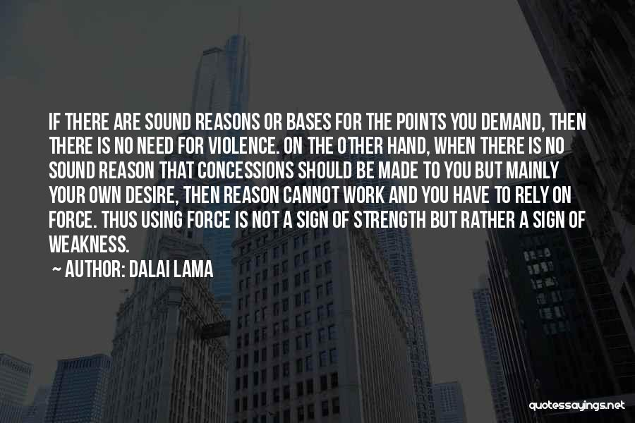 Hands And Work Quotes By Dalai Lama